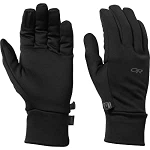 Outdoor Research Men's PL 150 Gloves, Black, Small