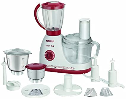 Maharaja Whiteline Smart Chef FP-100 food processor