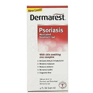 Dermarest Psoriasis Medicated Moisturizer -- 4 fl oz