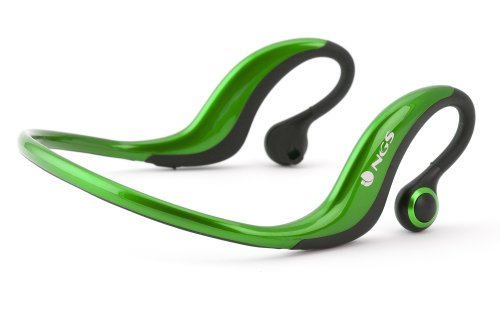 Casque NGS Sport Artica Vert+ Brassard - Bluetooth - Nomade /Sport