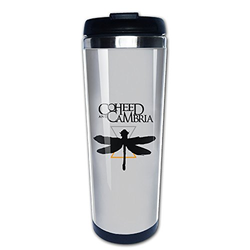 Hotgirl4 Fashion Coheed And Cambria Rock Brand Stainless Steel Drink Bottle - Great For Essential Oils. (One Direction Lyric Mug compare prices)