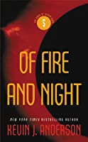 Of Fire and Night: The Saga of Seven Suns, Book 5 (English Edition)