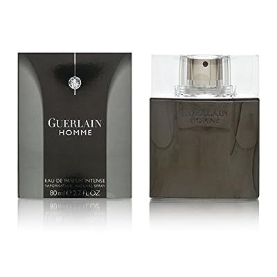 Guerlain Homme Eau De Parfum Spray for Men, 2.7 Ounce