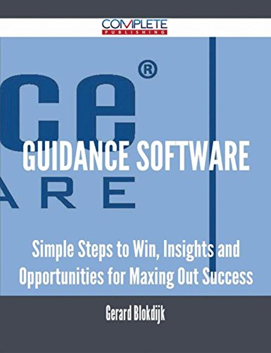 Check Out Guidance SoftwareProducts On Amazon!