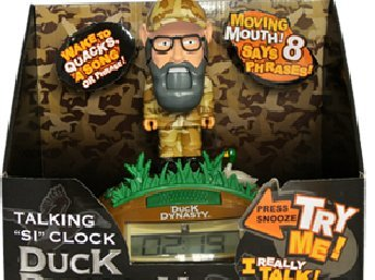 Duck Dynasty Talking Duck For Sale | Hot Christmas Toys In Stock