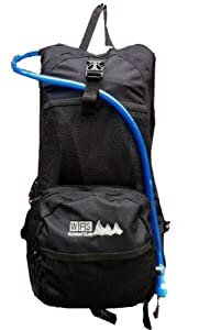 2 Liter Hydration Backpack w Bladder by WFS--The Tank