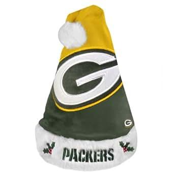 Nfl Green Bay Packers Santa Hat Sports Fan