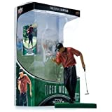 Tiger Woods - six inch Collectable Action Figure - PGA Champion (Red Shirt) by Pro Shots
