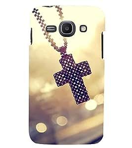 Printvisa Catholic Cross Pendant Back Case Cover for Samsung Galaxy Ace 3::Samsung Galaxy Ace 3 S7272