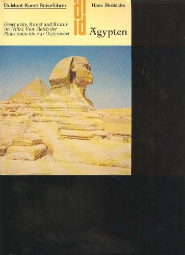 Strelocke Ägypten Kunst - Reiseführer, Dumont