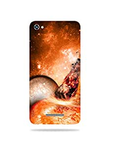 alDivo Premium Quality Printed Mobile Back Cover For Micromax Canvas Hue 2 A316 / Micromax Canvas Hue 2 A316 Back Cover (MKD096)