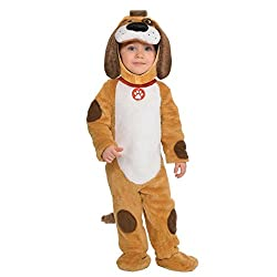 Christys Dress Up Babies Playful Pup Dog Infants Costume Outfit Fancy Dress by Amscan International