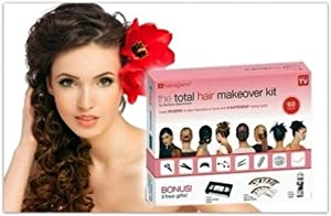Total Hair Makeover Kit 90001