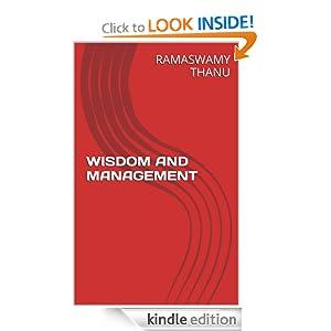 The Funny Side of Management Ramaswamy Thanu