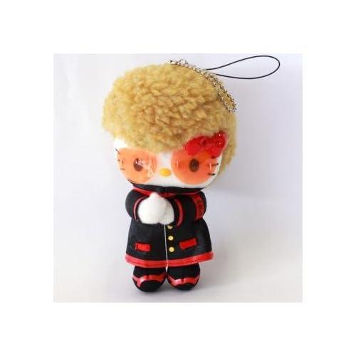Sanrio Hello Kitty x Kishidan Plush Cell Phone Charm