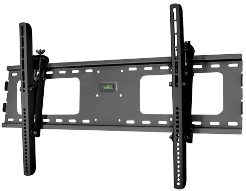 black adjustable tilt tilting wall mount bracket for samsung un55ku6300fxza 55 inch 4k uhd hdtv. Black Bedroom Furniture Sets. Home Design Ideas