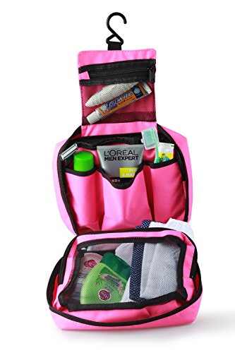 Joy Looker Travel Toiletry Bag Organizer 4 Colors Available