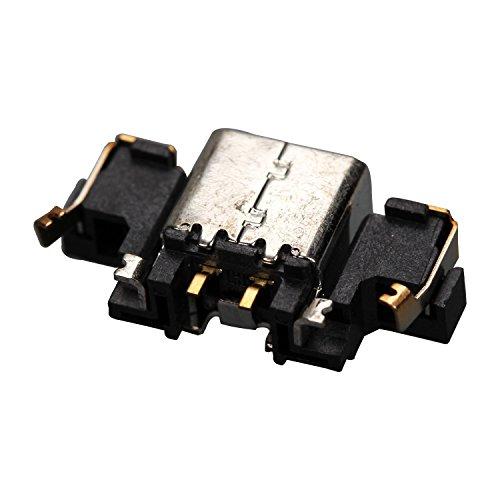 eJiasu 3DS Power Plug DC Jack Charger Charging Port Socket Connector Dock Internal Replacement Part For Nintendo 3DS/3DS XL (1pcs) (Nintendo Parts compare prices)