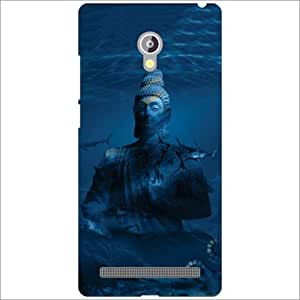 Asus Zenfone 6 A601CG Back Cover - Blue Designer Cases