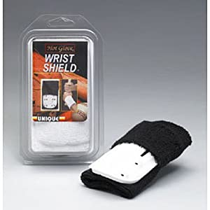 Unique Sports Hot Glove Baseball Wrist Shield (Black)