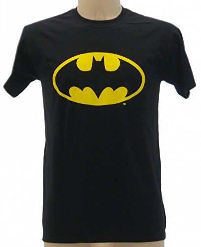 T-shirt Batman - Maglietta Originale Batman, M (adulti)