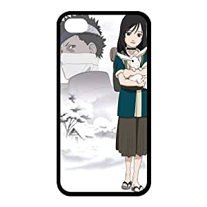 ePcase Momochi Zabuza?and Haku?from Naruto Printed Soft TPU Case Cover for Apple iPhone 4&4S