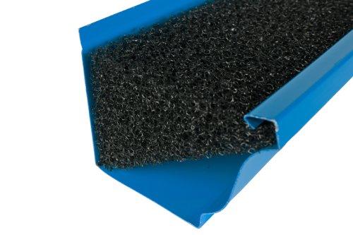 Tidy Gutter Unc 5-Inch K Style Foam Gutter Filter Insert, 32-Feet