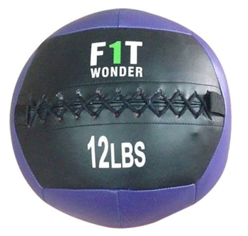 New 12 Lb Medicine Ball Wall Ball Weight Ball Crossfit Training Exercise For Fitness - Onefitwonder