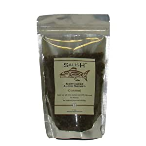 Salish Alderwood Sea Salt