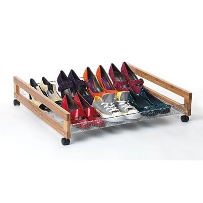 Chrome Shoe Rack Uk