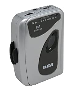 RCA RCP268 Walkman with FM Radio (Discontinued by Manufacturer)