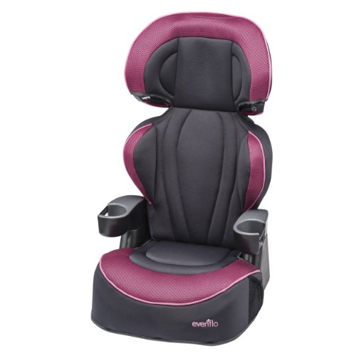 car booster seat evenflo big kid lx high back booster. Black Bedroom Furniture Sets. Home Design Ideas