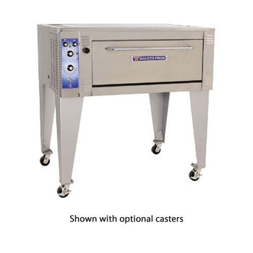 Bakers Pride SuperDeck EB Electric Bake Oven, 55 x 43 x 54 inch -- 1 each.