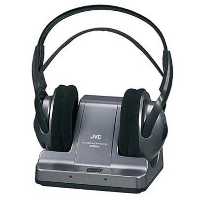 Jvc Ha-W600Rf 900 Mhz Wireless Stereo Headphone - Binaural - Rf