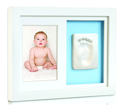 Tiny Ideas Baby's Print Wall Frame, White