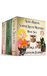 Agnes Barton Senior Sleuth Mysteries Box Set, cozy mystery