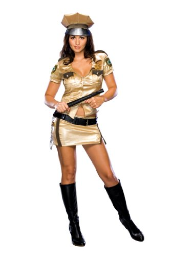 Secret Wishes Women's Reno 911 Deputy Johnson Costume