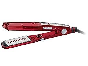 VIDAL SASSOON (ヴィダル サスーン) Majic Shine(マジックシャイン) 海外使用可能 スチーム ストレート アイロン レッド VSS-9200/RJ