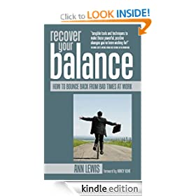 Recover Your Balance: How To Bounce Back From Bad Times at Work