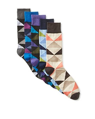 Florsheim Men's Dress Socks- 5 Pack