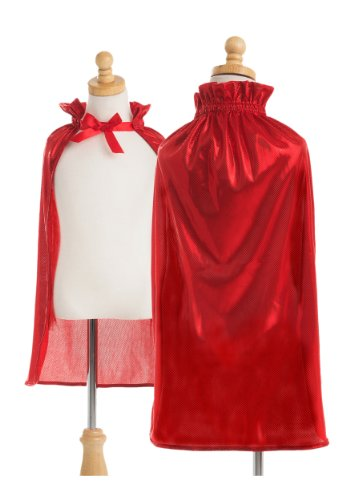 Girls Snow White Cape Standard