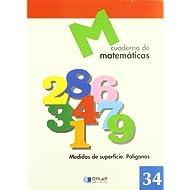 MATEMATICAS 34 - Medidas de superficie. Polígonos