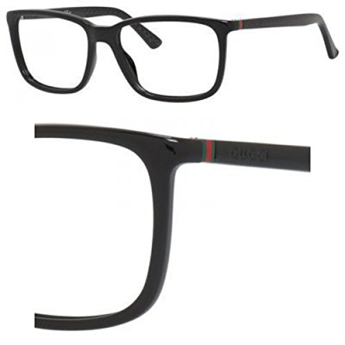 Sunglasses For Men Gucci Review: Optical frame Gucci Optyl Black (GG ...