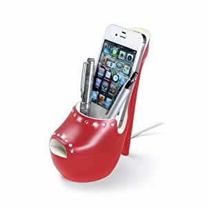 cell phone ipod holder high heel shoe