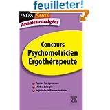 Annales corrigées concours psychomotricien, ergothérapeute