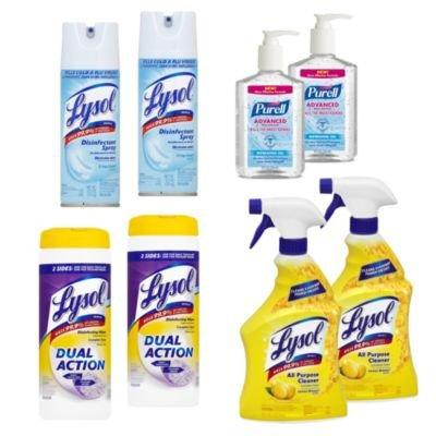 Purell Germ Killer Bundle Hand Sanitizer Set front-838056