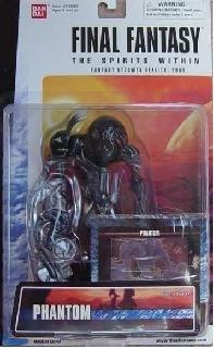 Final Fantasy: The Spirits Within, Fantasy Becomes Reality 2001 (Phantom)
