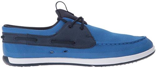 Lacoste Men's L.Andsailing 316 3 Spm Fashion Sneaker, Blue, 9 M US