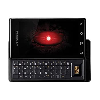 Set A Shopping Price Drop Alert For Motorola Droid A855 CDMA (Black) QWERTY Android Touch-Screen Smart Phone