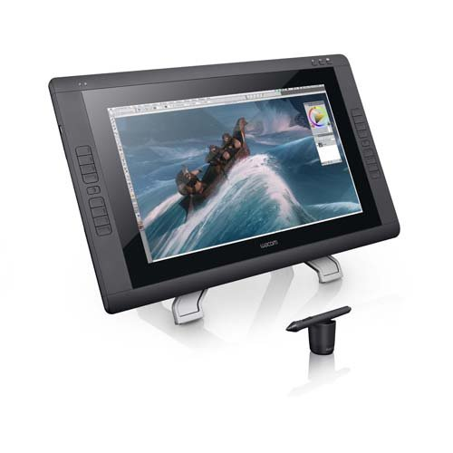 ワコム 液晶ペンタブレット 21.5インチ Cintiq22HD DTK-2200/K0